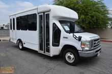 2008 Ford E350 12 Passenger Bus