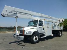 2007 Freightliner M2 4x4 Lift-A
