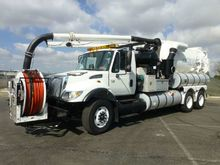 2006 International 7400 Vactor