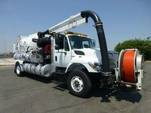 2008 International 7400 Vactor