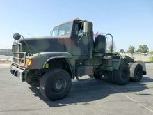 2009 Freightliner M916A3 6x6 Ca
