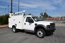 2008 Ford F450 Liftmoore 3200RE