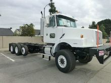 1999 Volvo WG64 6x6 Cab & Chass