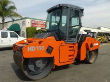 2002 Hamm HD110 Vibratory Smoot