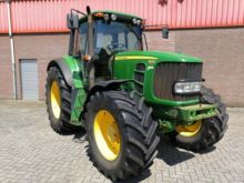 Used John Deere Tractors for sale in Netherlands | Machinio