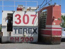 Terex RH200 spare parts (variou