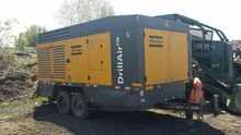2011 Atlas Copco 1350 / 365 PSI