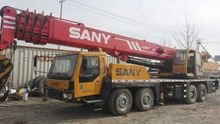 Used 2011 Sany QY50C