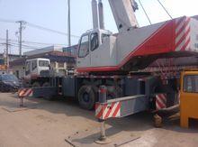 Zoomlion QY50 50Ton Crane Mobil