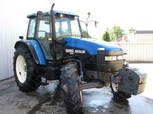 1998 Ford NH 8260