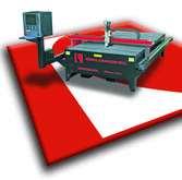 Koike Plasma cutting machine