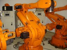 1993 ABB Handling robot