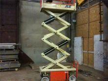 1998 JLG Saxlift Scissor lift