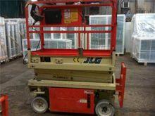 1997 JLG Saxlift Scissor lift
