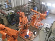 Used ABB Robot spare