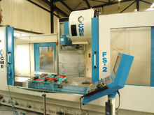 2004 CME Cnc-bed milling machin