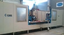 2007 CME Cnc-bed milling machin