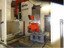 1998 SHW Cnc-bedmilling machin