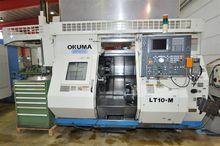 Used OKUMA Cnc- lath