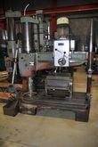 MECOF Radial drilling machines