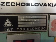 1986 TOS Cnc-milling machines