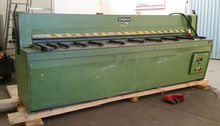 1992 Cidan Guillotine shears