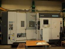 2007 Okuma Cnc-milling machines