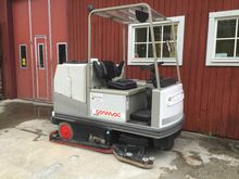2009 Comac Cleaning machines