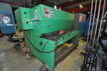 HOAN Sheetmetal working machine