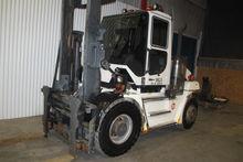 Used 2001 SMV 8-600a