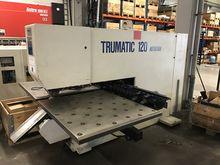 Trumpf Punch / stamp machine