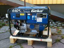 2008 GEKO Electrical plant,elec