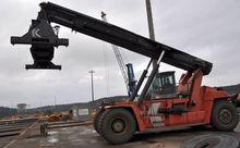 2006 Kalmar Reachstackers