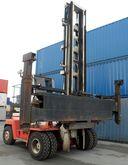 2002 SveTruck Container truck