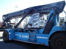 1997 SMV/Konecranes Reachstacke