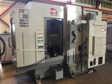 2006 HAAS Machining centers