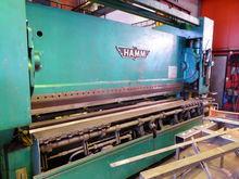 Hamm Press brakes