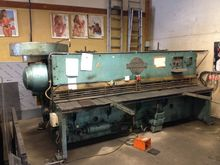 Arboga Guillotine shears