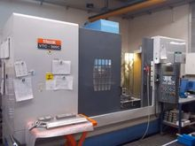 2001 Mazak Vertical machining c