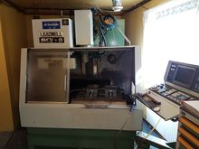 1988 Leadwell Vertical machinin