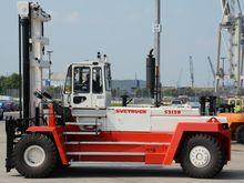 1998 SveTruck Container truck