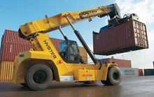 2017 Hyster Reachstackers