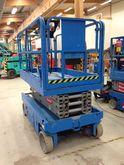 2004 Genie 2646 Forklift truck