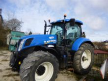 2013 New Holland T7.220