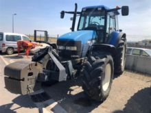 Used New Holland TM150 Tractor for sale | Machinio