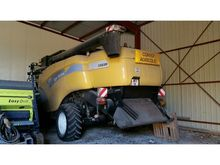 Used 2007 Holland CX