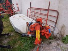 Used 2015 Kuhn GMD 3