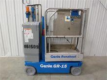 2008 GENIE GR15