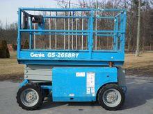 2005 GENIE GS2668RT