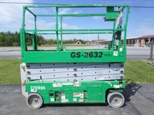 2008 GENIE GS2632